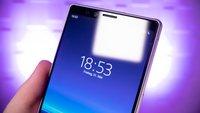 Sony Xperia  1: High-End-Smartphone kassiert peinliche Klatsche