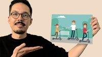 Deutschland und die E-Scooter: Wird schon schiefgehen!