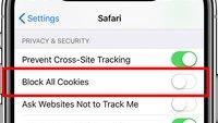 Cookies auf dem iPhone/iPad aktivieren – so geht's