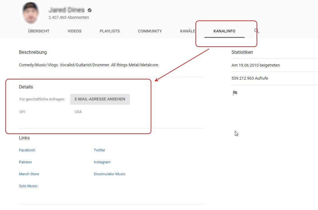 Youtube Private Nachrichten Schreiben So Geht Es
