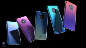 Huawei Mate 30 Pro: So spektakulär könnte das nächste Top-Handy aussehen