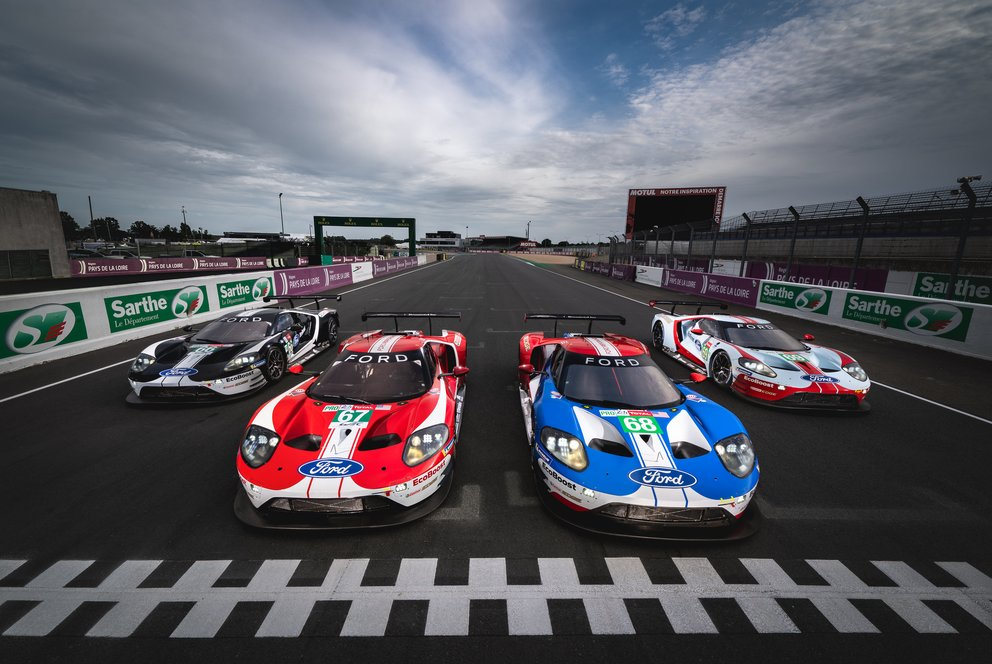 24h Le Mans 2019 Ford