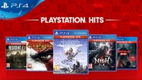 Neue Games in der PlayStation-Hits-Reihe und ein besonderes PS4-Paket