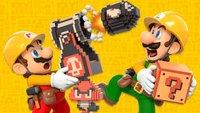 Super Mario Maker 2 im Test: Hier bist du der Endboss