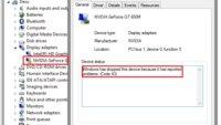 Lösung: Nvidia Code 43 (Grafikkarten-Fehler)