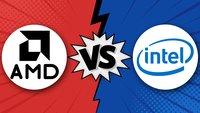 Intel vs. AMD: In Europa sind die Verhältnisse klar