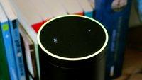 Alexa leuchtet gelb: Wieso euer Echo-Smart-Speaker ständig blinkt