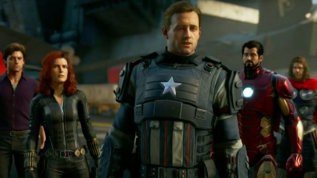 Marvel's Avengers Kampagne ist Singleplayer-Only