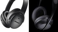 ANC-Kopfhörer im Vergleich: QuietComfort 35 II vs. Bose Noise Cancelling Headphones 700