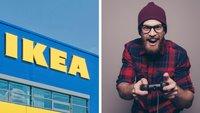 Kein Witz: IKEA arbeitet an maßgeschneidertem Gaming-Zubehör aus dem 3D-Drucker