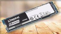 480 GB PCIe-SSD von Kingston zum Bestpreis: Lohnt sich der Kauf des M.2-Speichers?