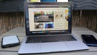 Apple-Deal perfekt fürs Home-Office: MacBook mit Mobile Router zum Schnäppchenpreis