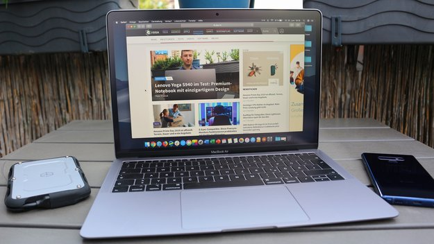 MacBook Air 2019: Diese unschöne Überraschung spricht für den Vorgänger