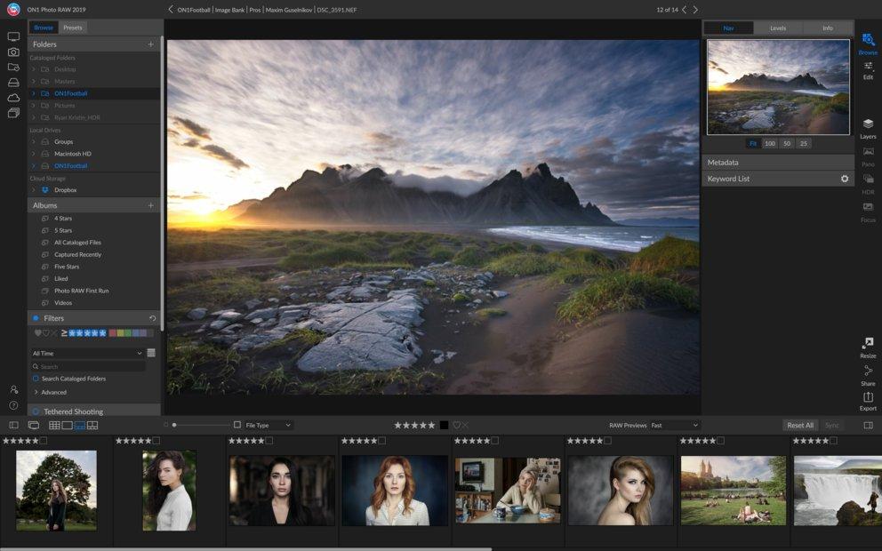 Kauftipp für Fotografen: Diese Lightroom-Alternative spart