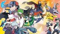 Pokémon Masters erscheint bald für dein Smartphone