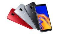 Samsung Galaxy J6+: Bedienungsanleitung als PDF-Download (Deutsch)