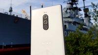 Sony-Handys: Diese Smartphones erhalten das Android-10-Update