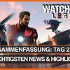 E3 2019 Highlights & News von Tag 2: Watch Dogs Legion, Final Fantasy 7 Remake und mehr