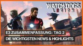 E3 2019 Highlights & News von Tag...