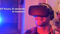 Verrücktes Experiment: Streamer lebt sein Leben eine komplette Woche nonstop in VR