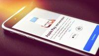 Apple Pay endlich ohne Kreditkarte: Neukunden bekommen 50 Euro geschenkt