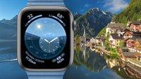 """Apple Watch Series 4 im Alpenglück: Smartwatch endlich mit """"Funkerlaubnis"""" in Österreich"""