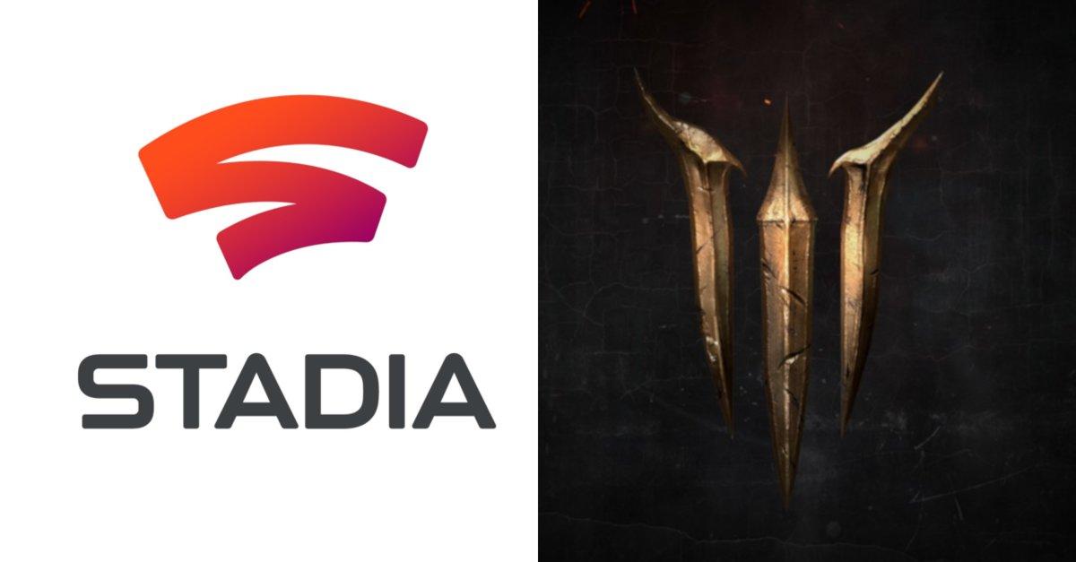 Google Stadia Event Should Show Baldur S Gate 3 Next Week