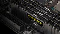 Corsair Vengeance LPX im Preisverfall: Guter DDR4-Arbeitsspeicher zum Sparpreis