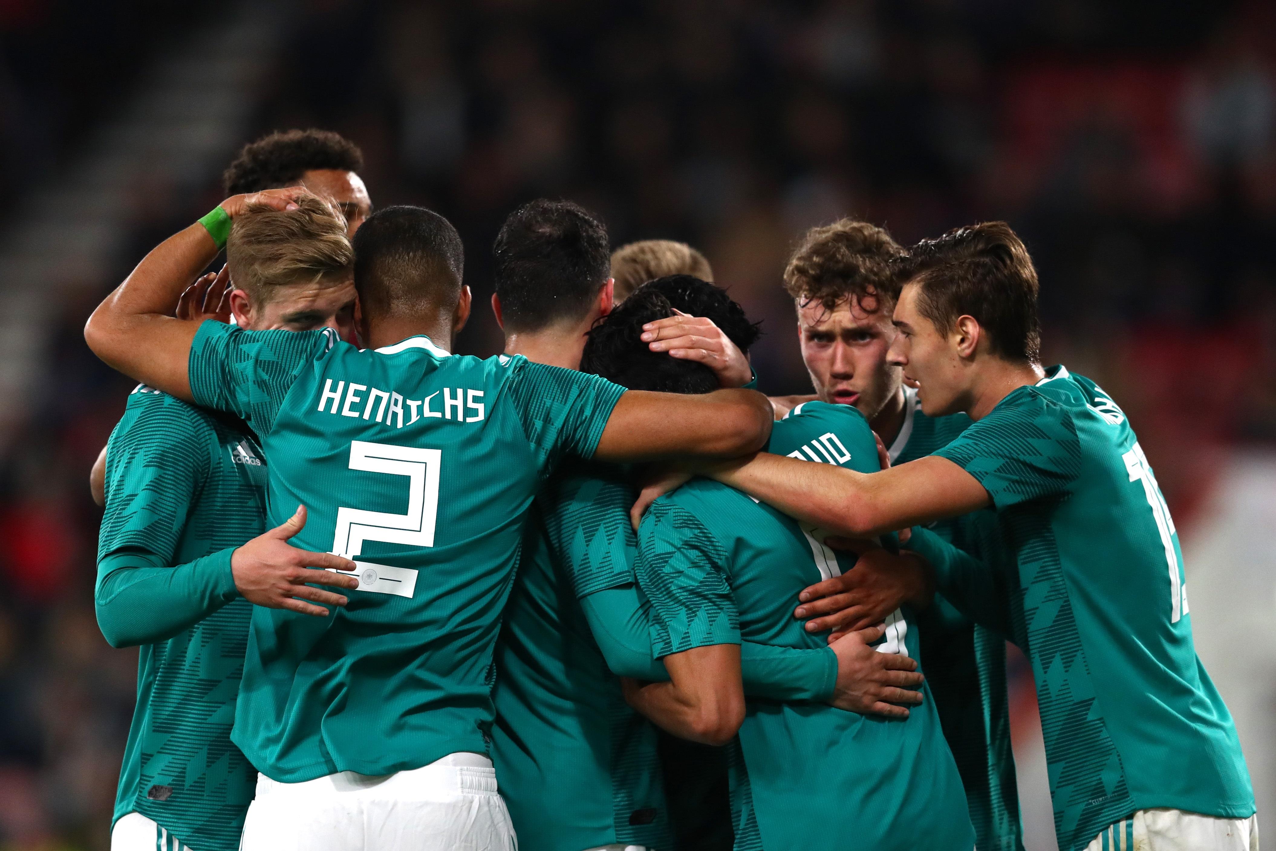 Fussball Heute Deutschland Spanien Live Ubertragung U21