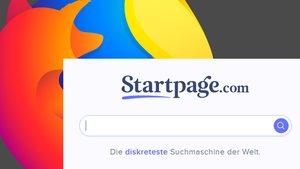 Startpage als Standardsuchmaschine in Firefox hinzufügen – so geht's