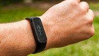 Samsung Galaxy Fit e im Test: Der Tracker, der mir eine schlaflose Nacht bereitete