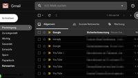 Gmail: Dark-Mode aktivieren (Android & PC-Browser) – so geht's
