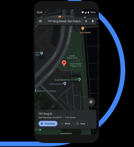 Google Maps Dark Mode Aktivieren So Geht S