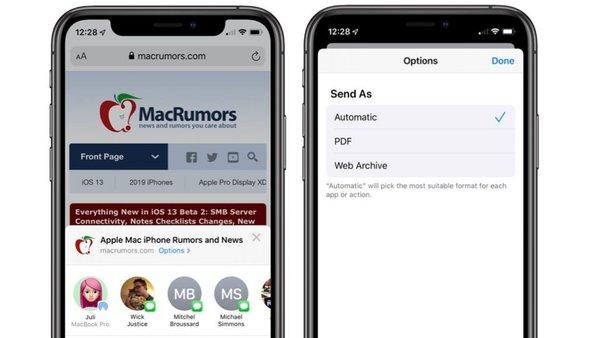 iOS 13 Beta 6 für iPhone und iPad: Apples Feature-Verbesserungen im
