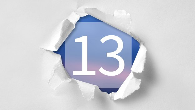 iOS 13: Funktion von Apples iPhone-Update auf Bild enthüllt