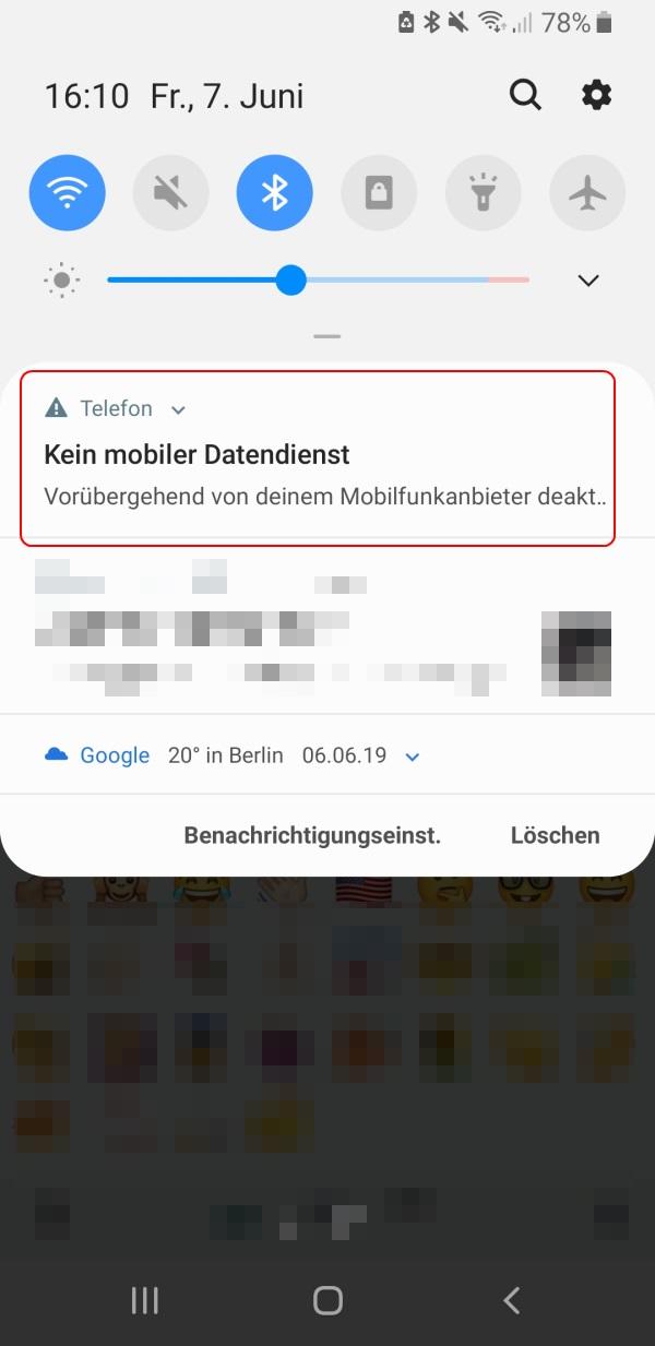 Sim Karte Nicht Zulässig.Kein Mobiler Datendienst Was Tun Bei Der Meldung