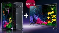 Ab sofort: LG G8S kaufen und 4K-TV kostenlos erhalten – so geht's