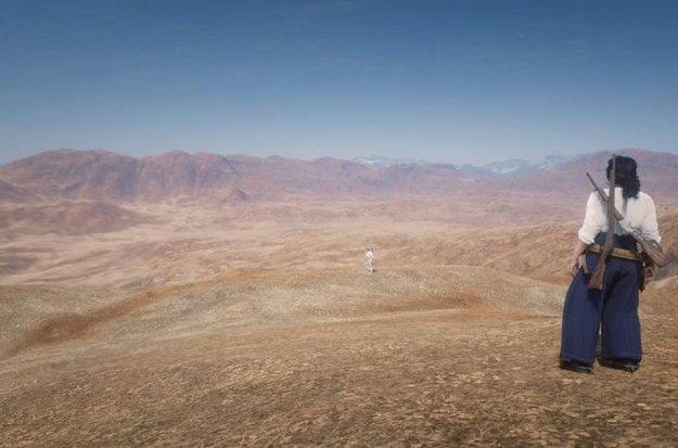 Red Dead Online: Spieler glitchen durch eine Klippe und entdecken den wahren Wilden Westen