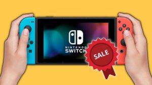 Nintendo Switch im Preisverfall: Gerade gibt es die Konsole zum Bestpreis