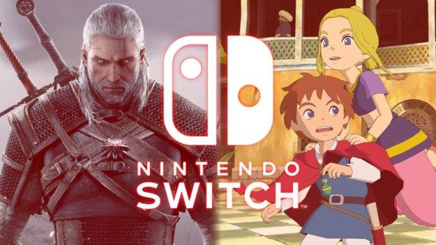 The Witcher 3 & Ni No Kuni und mehr kommt noch 2019 für die Switch