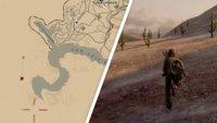 Red Dead Online: Spieler glitchen durch die Map und entdecken den wahren Wilden Westen