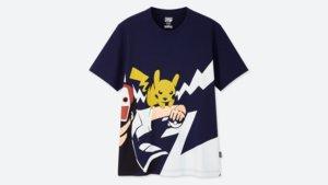 Bei UNIQLO gibt es seit heute Shirts mit einigen ausgefallenen Pokémon-Motiven