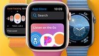 watchOS 6 für die Apple Watch: Die wichtigsten Fragen und Antworten zum Smartwatch-System