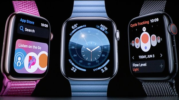 Apple Watch wird unabhängiger: Warum du watchOS 6 auf deiner Smartwatch haben willst