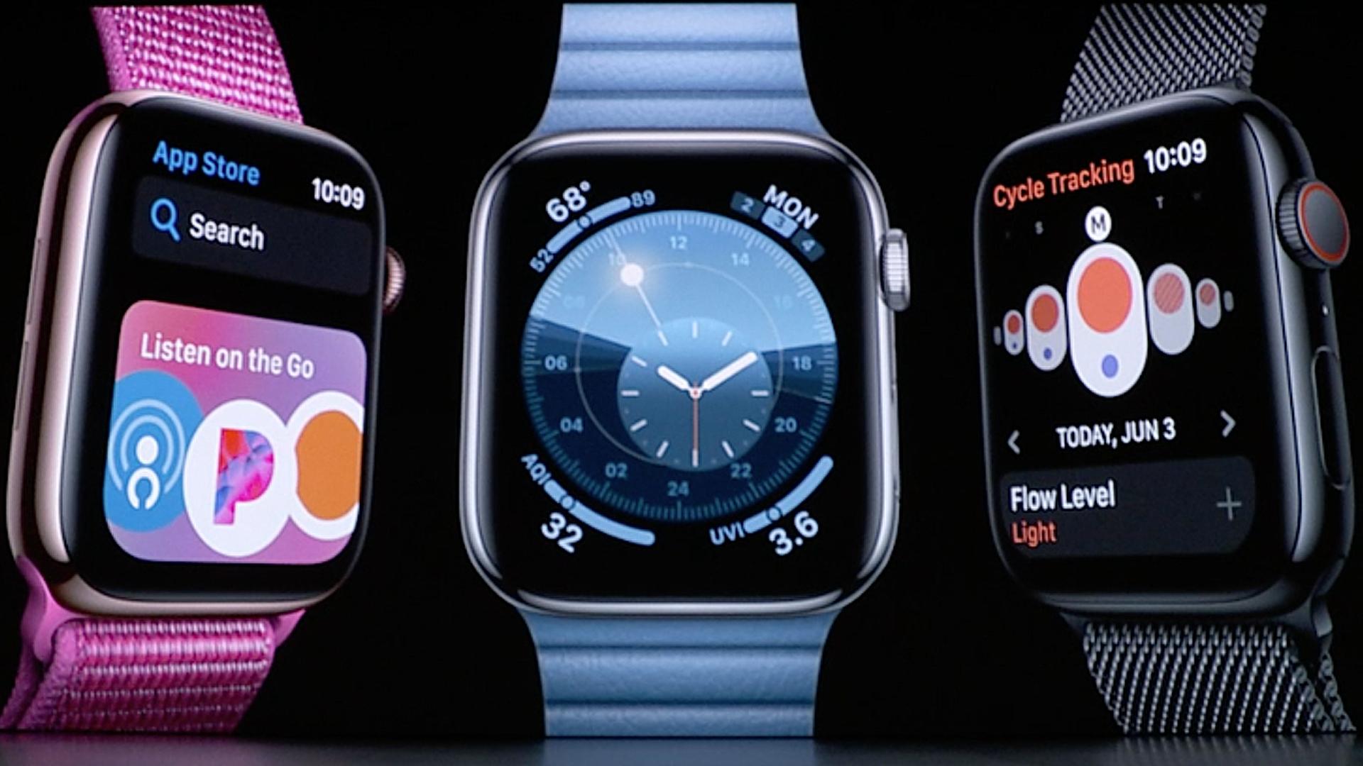 apple watch 6 kennenlernen