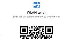 Android: WLAN-Passwort teilen – so geht's