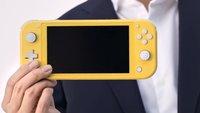 Neue Switch-Konsole angekündigt — Nintendo Switch Lite: Preis, Release-Datum und Unterschiede