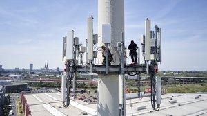 Vodafone überrascht: 5G-Mobilfunktarife kann man ab heute buchen - zum akzeptablen Preis