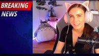 Twitch-Streamerin reagiert humorvoll auf creepy Nachrichten und wird noch bekannter