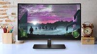Gaming-Monitor von HP stark reduziert: 144 Hz und VA-Panel zum Schnäppchenpreis